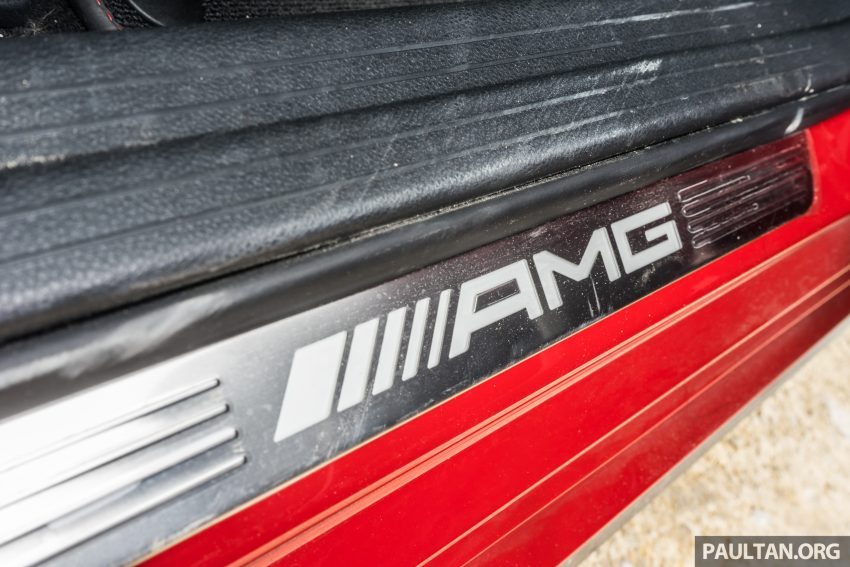 DRIVEN: 2016 Mercedes-AMG A45 – more everything Image #480809