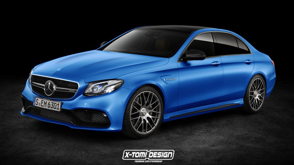 W213 Mercedes Amg E63 Spec Sheet Leaked 612 Ps Image 476349