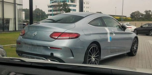 Mercedes-Benz-C-Class-Coupe-spotted-in-Malaysia-2-e1461758792488