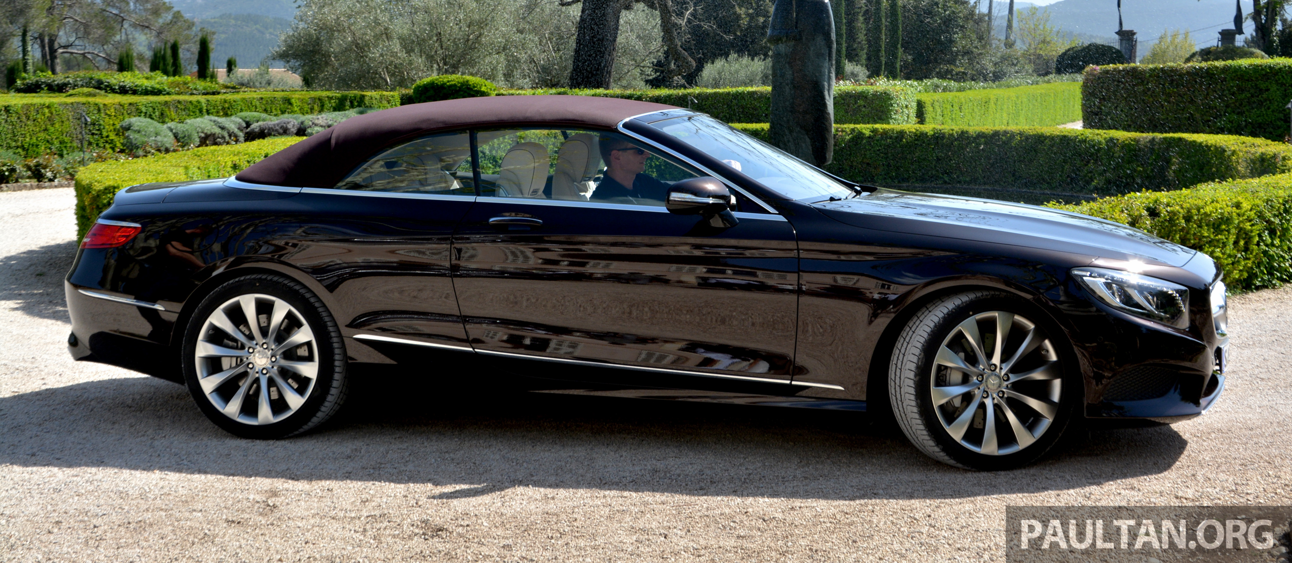 DRIVEN: A217 Mercedes-Benz S-Class Cabriolet – S500 and ...