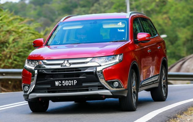 Mitsubishi Outlander Review 72