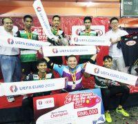 Naza Kia Futsal Winners
