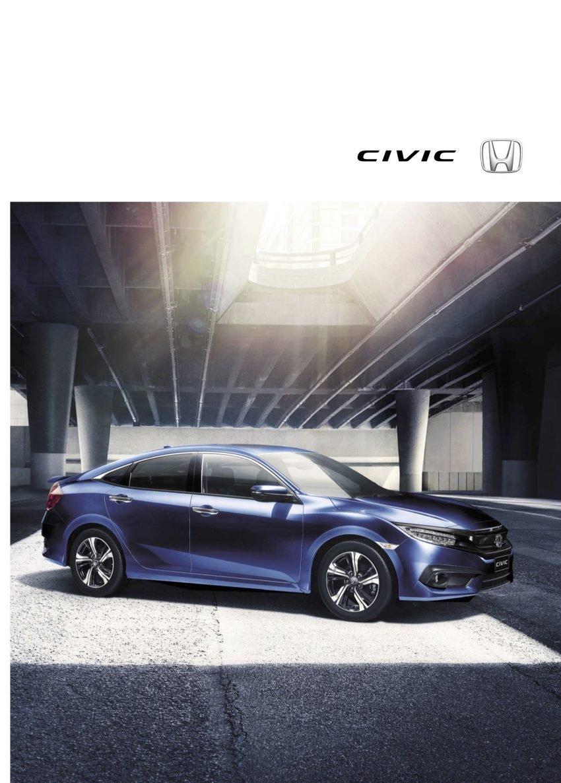 2016 Honda Civic detailed in Australia, from RM68k Image #480611