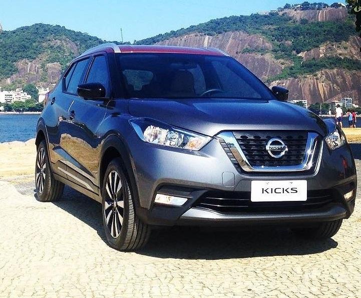 Nissan Kicks unveiled – new B-segment HR-V rival Image #482784