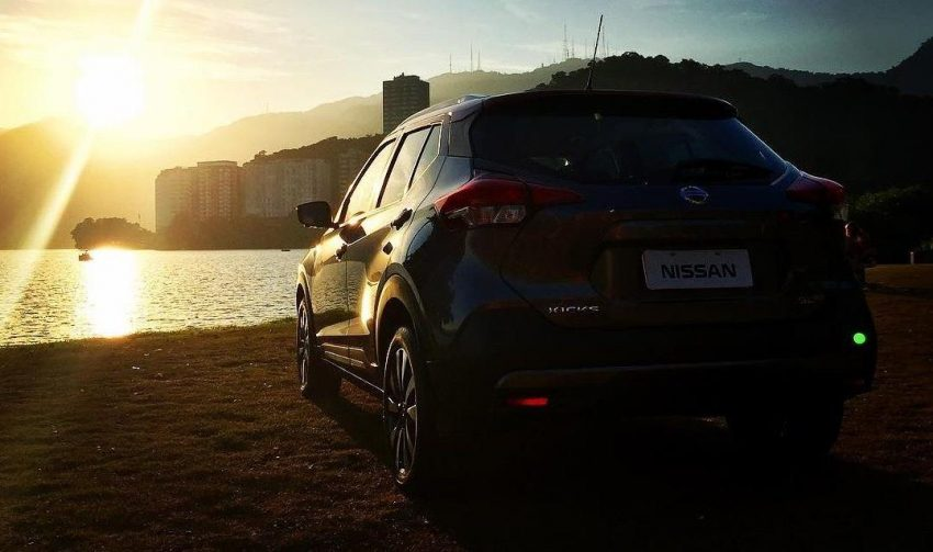 Nissan Kicks unveiled – new B-segment HR-V rival Image #482780