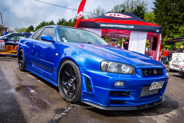 Nissan Skyline most iconic Japanese car ever Japfest 1