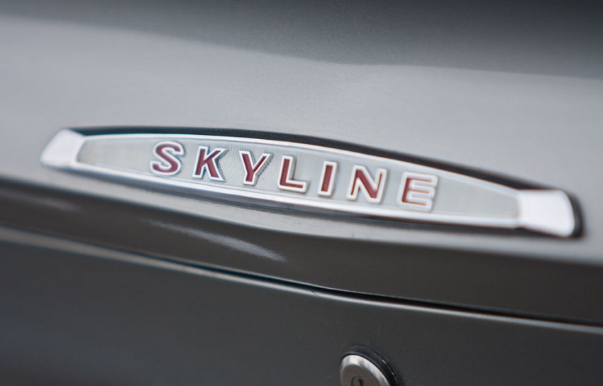 Nissan Skyline named most iconic Japanese car ever Paul ...