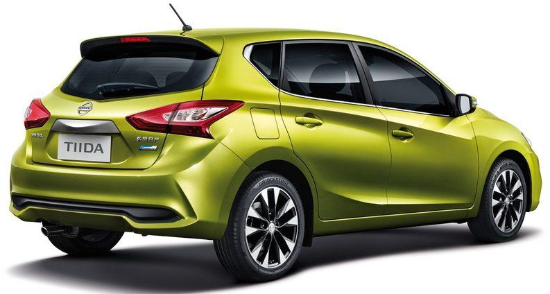 New Nissan Tiida (Pulsar) debuts at Beijing Auto Show Paul ...