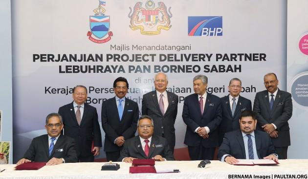 Pan-Borneo-Najib