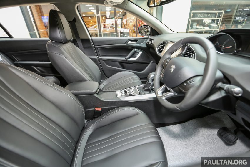 New Peugeot 408 e-THP previewed, open for booking Image #476392