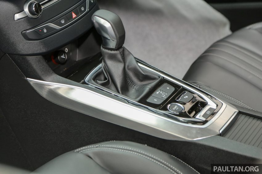 New Peugeot 408 e-THP previewed, open for booking Image #476385