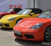 Porsche 718 Boxster S Review 2