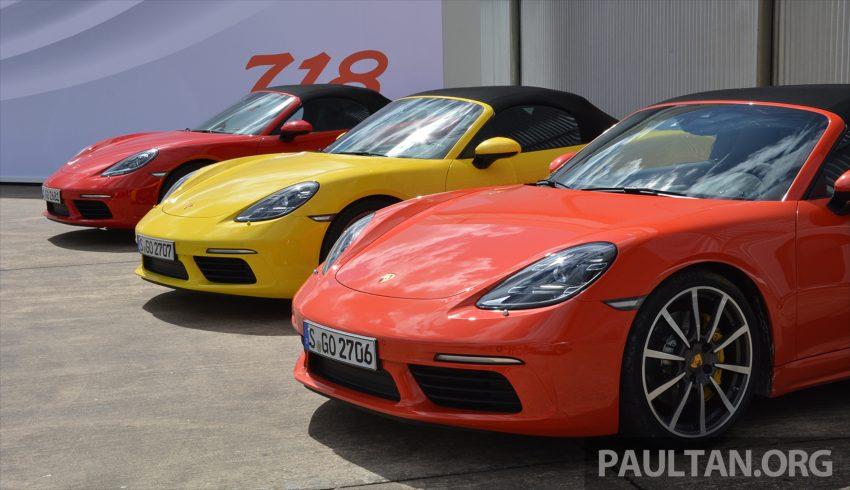 DRIVEN: Porsche 718 Boxster S – change is inevitable Image #478729