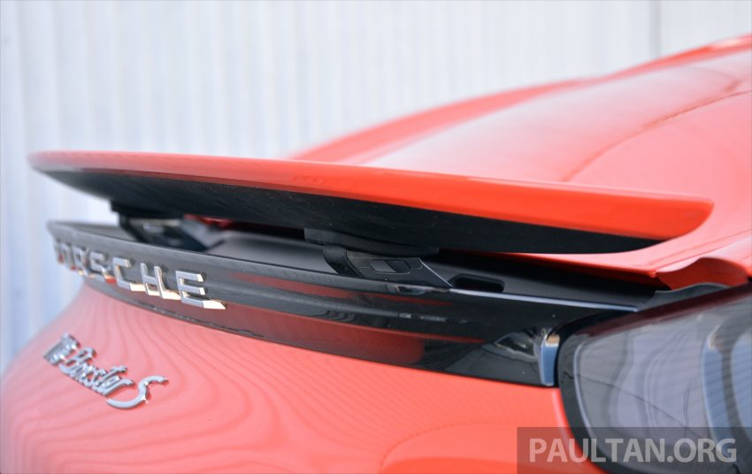DRIVEN: Porsche 718 Boxster S – change is inevitable Image #478757