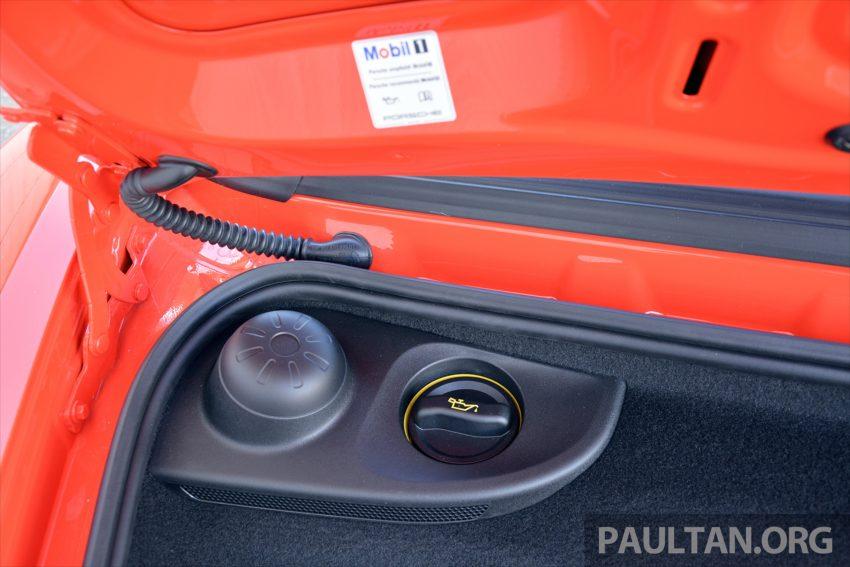 DRIVEN: Porsche 718 Boxster S – change is inevitable Image #478758