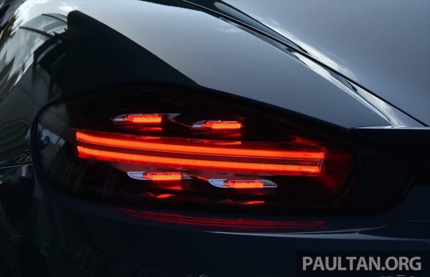 DRIVEN: Porsche 718 Boxster S – change is inevitable Image #478764