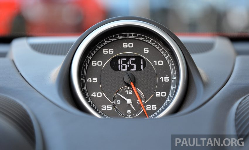 DRIVEN: Porsche 718 Boxster S – change is inevitable Image #478780