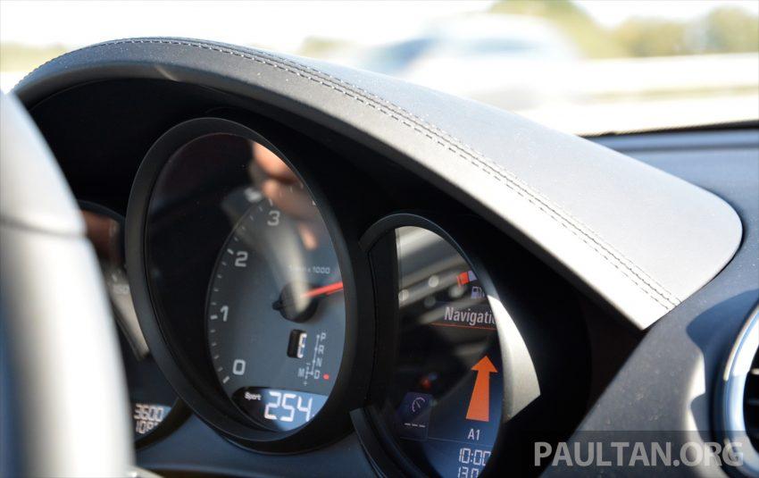 DRIVEN: Porsche 718 Boxster S – change is inevitable Image #478785