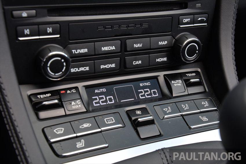 DRIVEN: Porsche 718 Boxster S – change is inevitable Image #478798