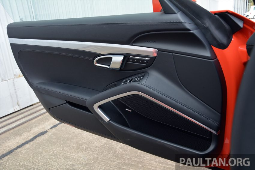 DRIVEN: Porsche 718 Boxster S – change is inevitable Image #478810