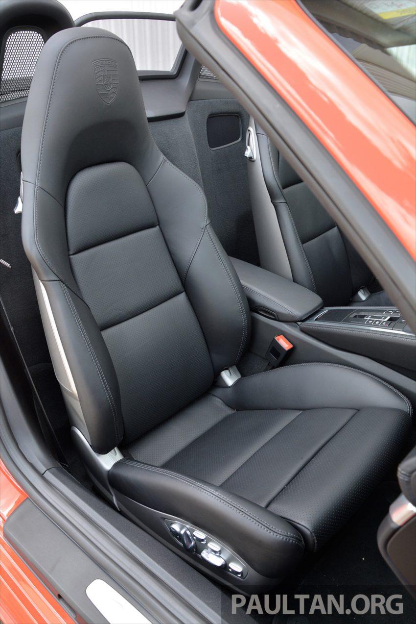 DRIVEN: Porsche 718 Boxster S – change is inevitable Image #478812