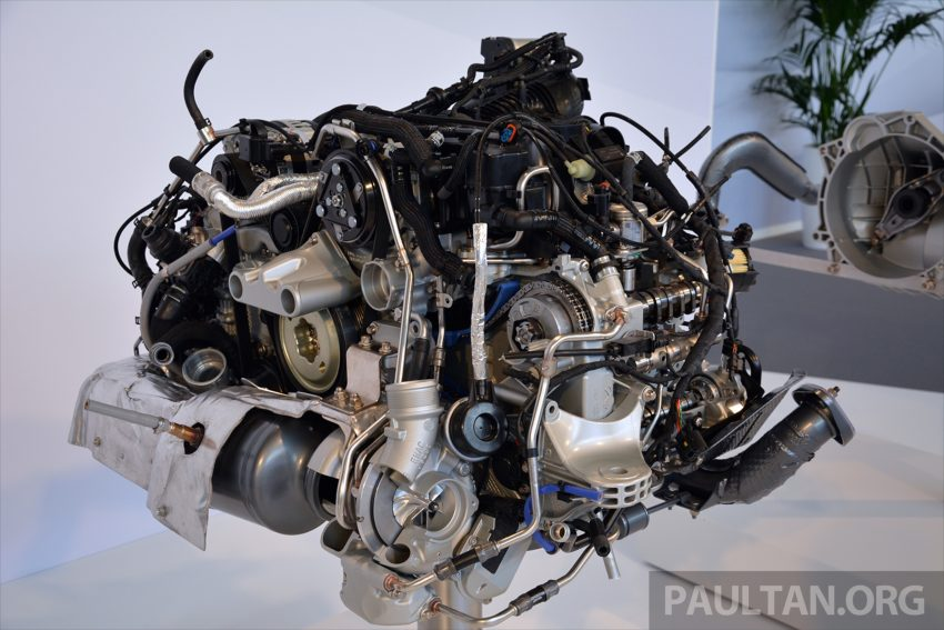 DRIVEN: Porsche 718 Boxster S – change is inevitable Image #479947