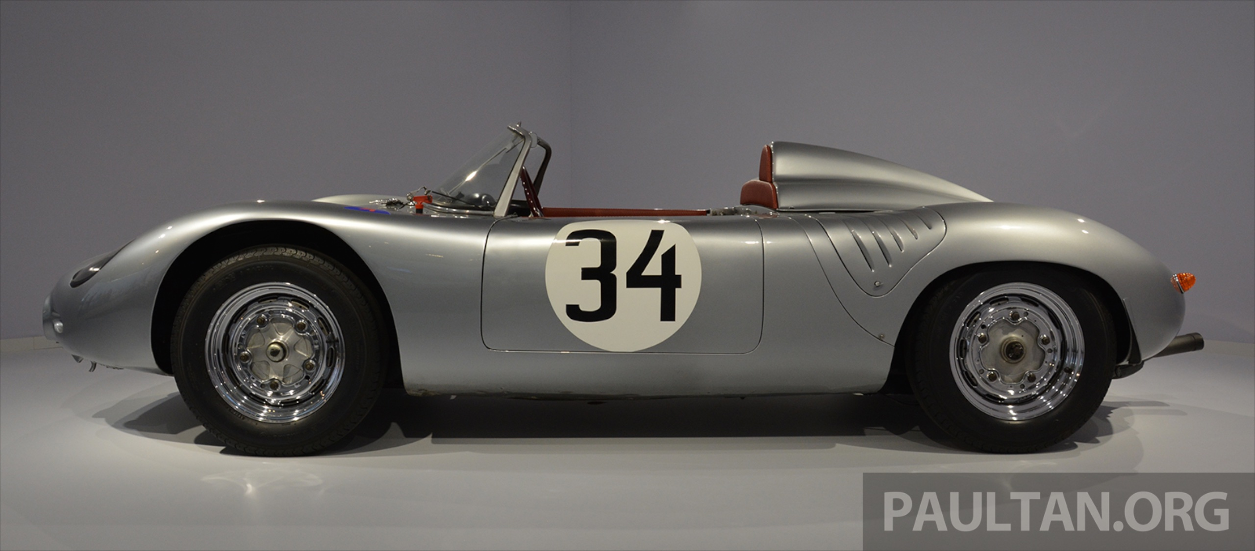 Gallery Porsche 718 Rs 60 Spyder The Inspiration Paul