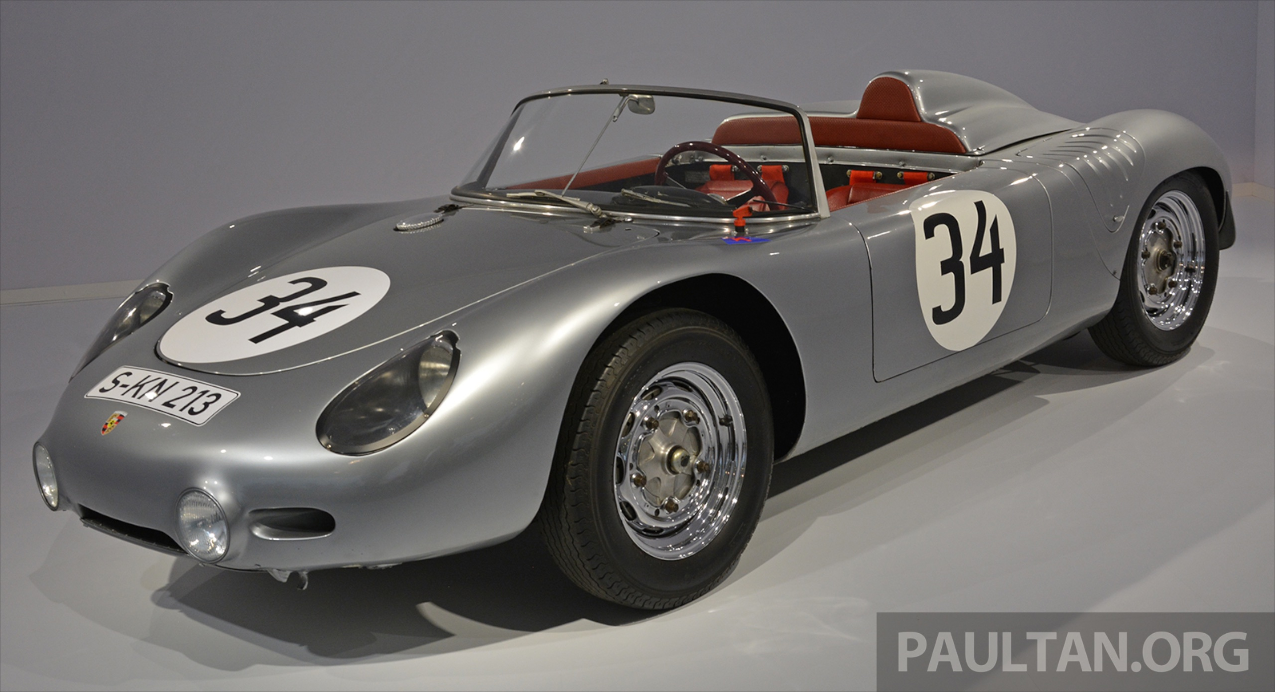 Gallery Porsche 718 Rs 60 Spyder The Inspiration Paul