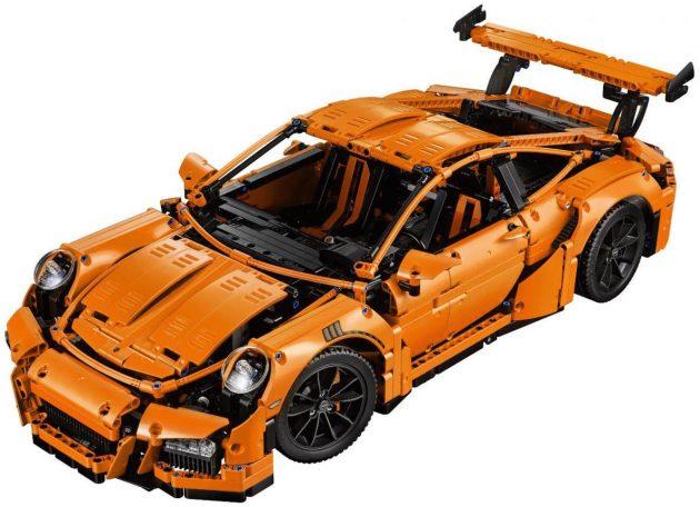 Porsche 911 GT3 RS Lego Technic-03