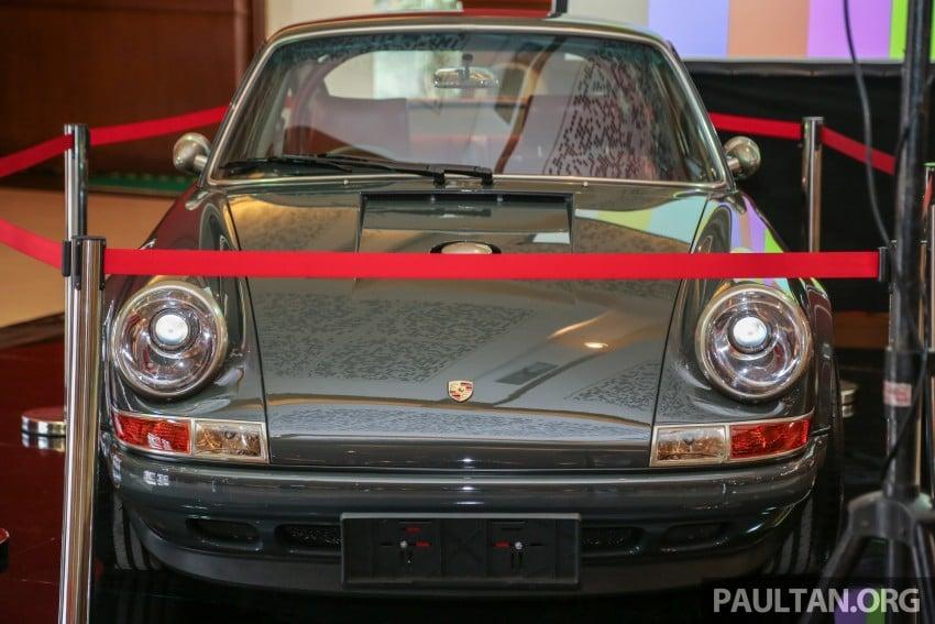 IIMS 2016: Porsche 911 Singer – Indonesia's only unit Image #474291