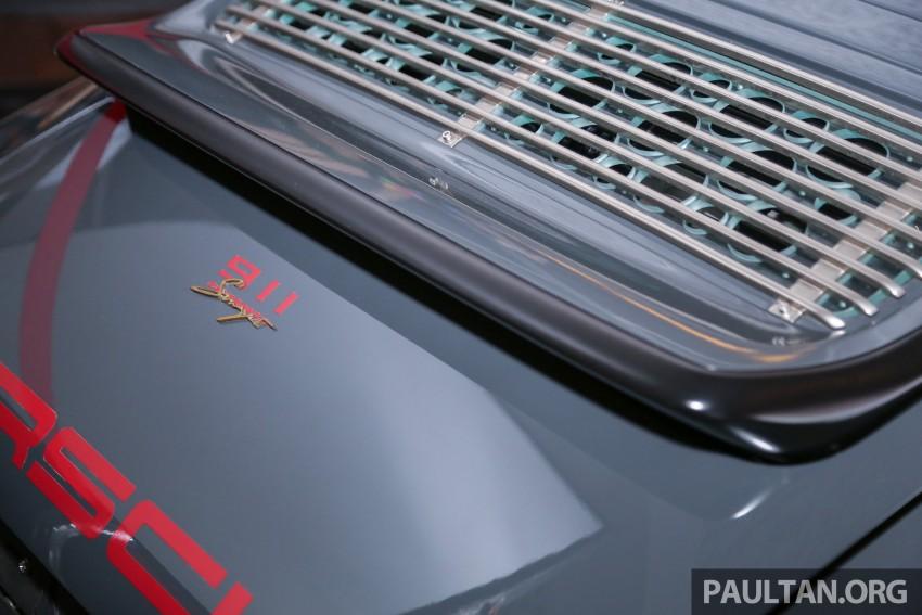 IIMS 2016: Porsche 911 Singer – Indonesia's only unit Image #474316