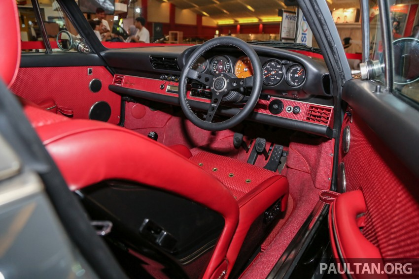 IIMS 2016: Porsche 911 Singer – Indonesia's only unit Image #474319