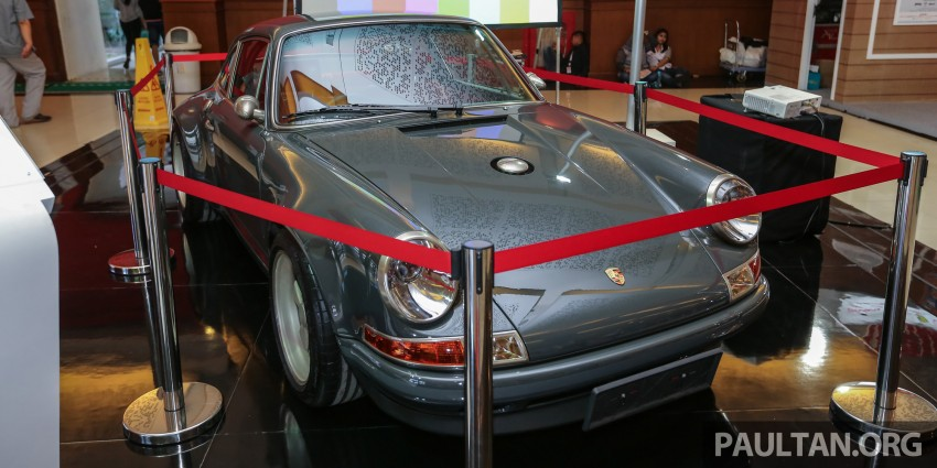 IIMS 2016: Porsche 911 Singer – Indonesia's only unit Image #474293