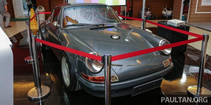 IIMS 2016: Porsche 911 Singer – Indonesia's only unit Image #474293