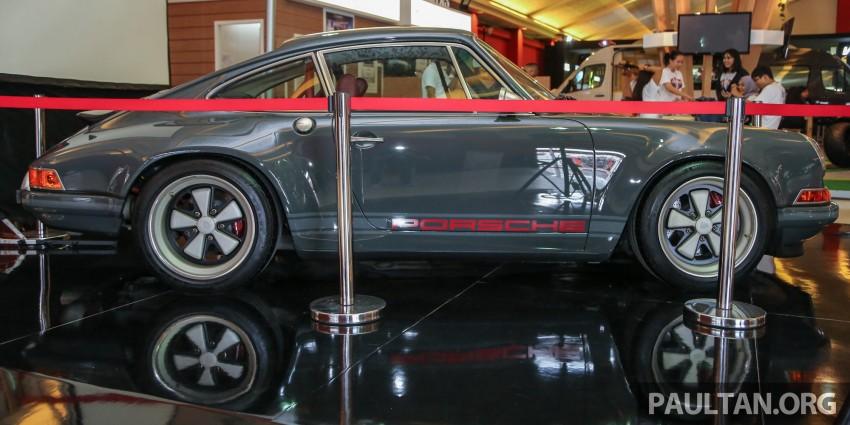 IIMS 2016: Porsche 911 Singer – Indonesia's only unit Image #474295