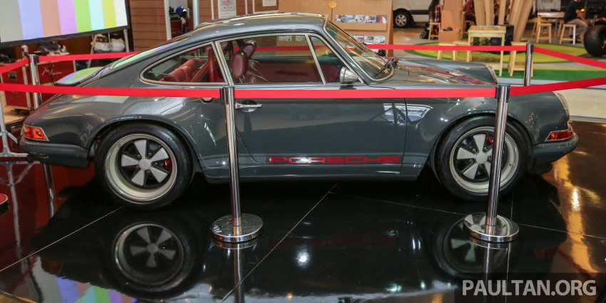 IIMS 2016: Porsche 911 Singer – Indonesia's only unit Image #474296