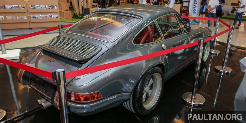 IIMS 2016: Porsche 911 Singer – Indonesia's only unit Image #474298