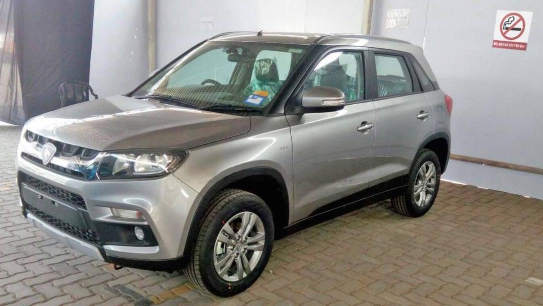 Most Popular Suzuki Suv
