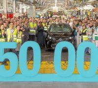 Renault Zoe 50k