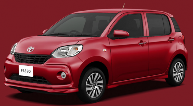 All New Toyota Passo Revealed New Perodua Myvi