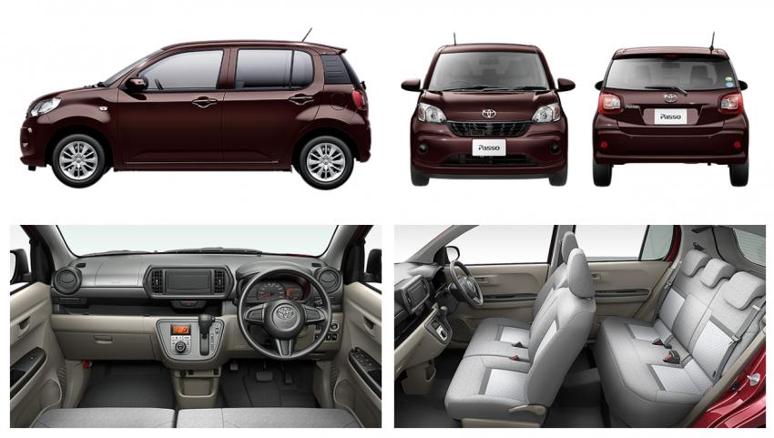 All-new Toyota Passo revealed  – new Perodua Myvi? Image #475494