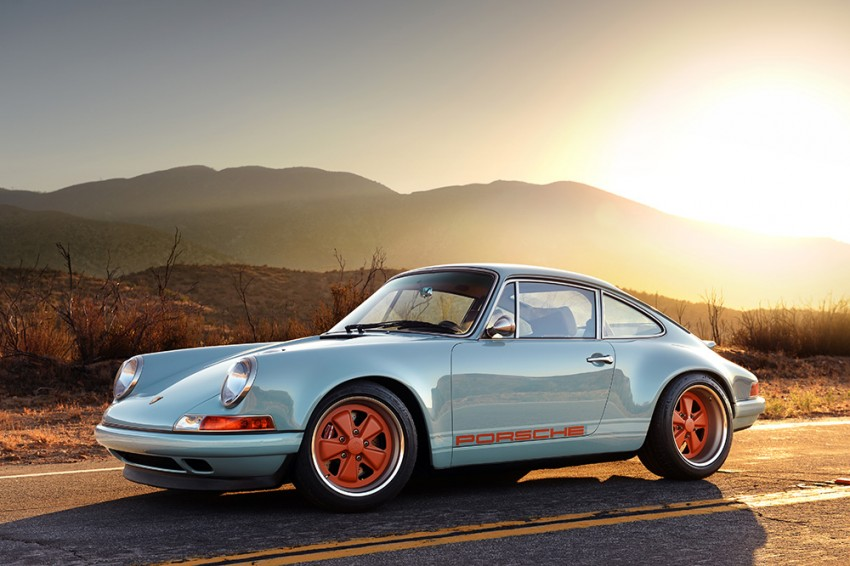 Singer partners Historic Motoring Ventures to restore classic Porsche 911s in Malaysia and Singapore Image #472905