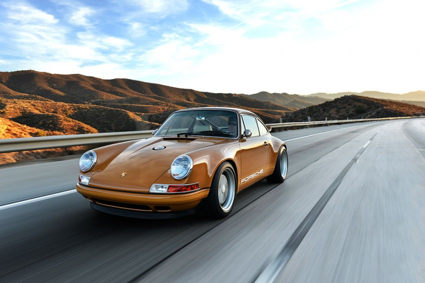 Singer partners Historic Motoring Ventures to restore classic Porsche 911s in Malaysia and Singapore Image #472909