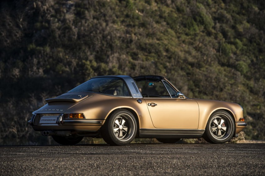 Singer partners Historic Motoring Ventures to restore classic Porsche 911s in Malaysia and Singapore Image #472910