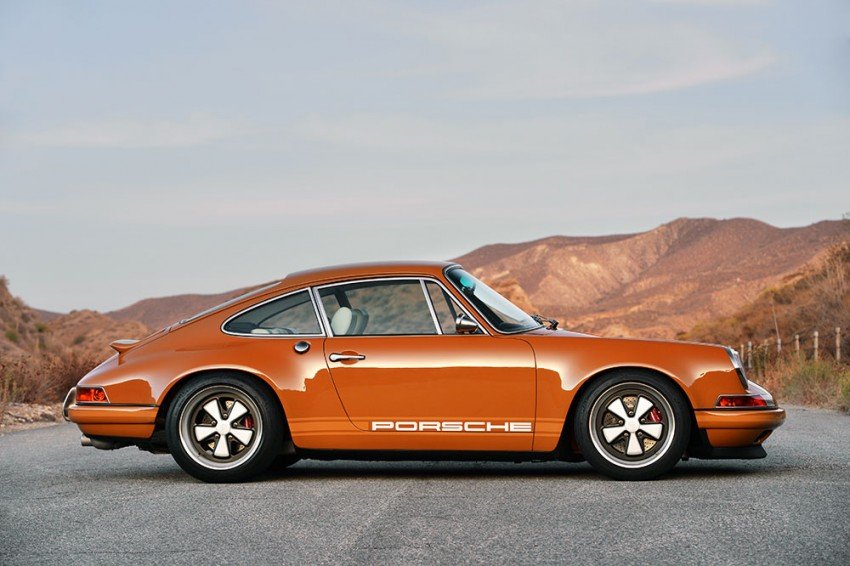 Singer partners Historic Motoring Ventures to restore classic Porsche 911s in Malaysia and Singapore Image #472912