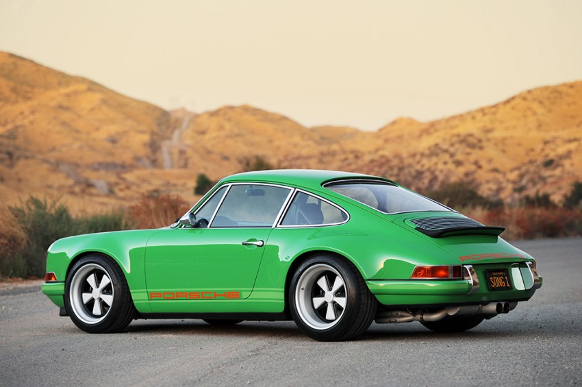 Singer partners Historic Motoring Ventures to restore classic Porsche 911s in Malaysia and Singapore Image #472897
