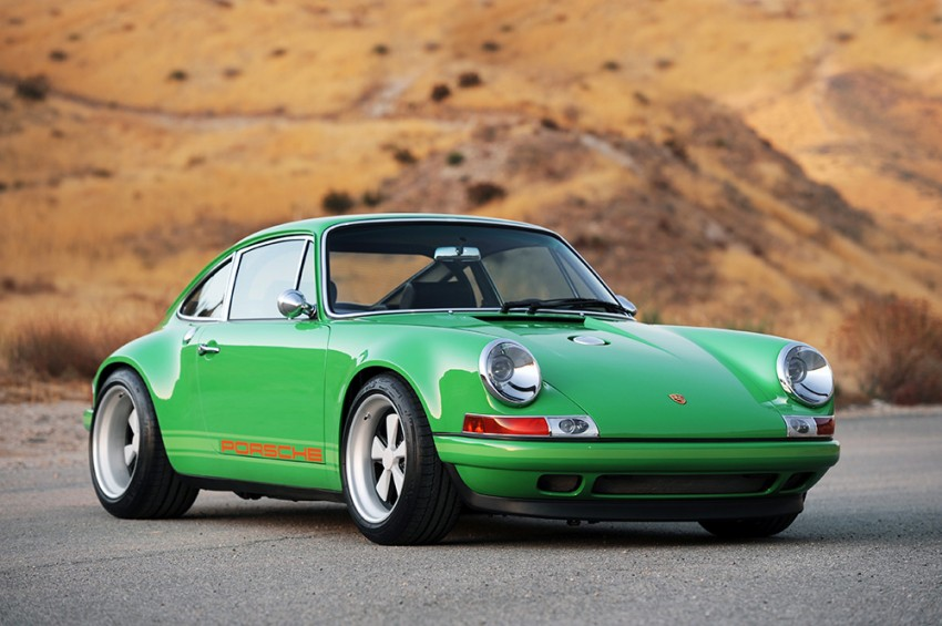 Singer partners Historic Motoring Ventures to restore classic Porsche 911s in Malaysia and Singapore Image #472901