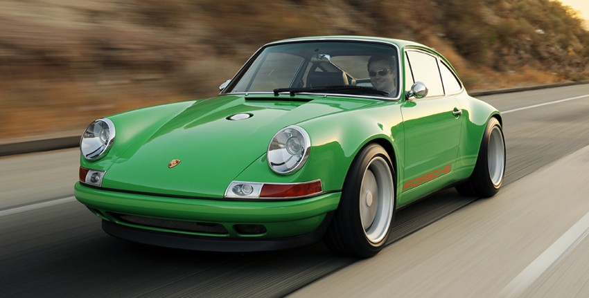 Singer partners Historic Motoring Ventures to restore classic Porsche 911s in Malaysia and Singapore Image #472902