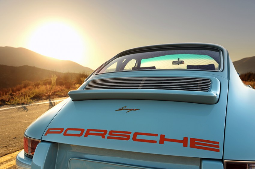 Singer partners Historic Motoring Ventures to restore classic Porsche 911s in Malaysia and Singapore Image #472904
