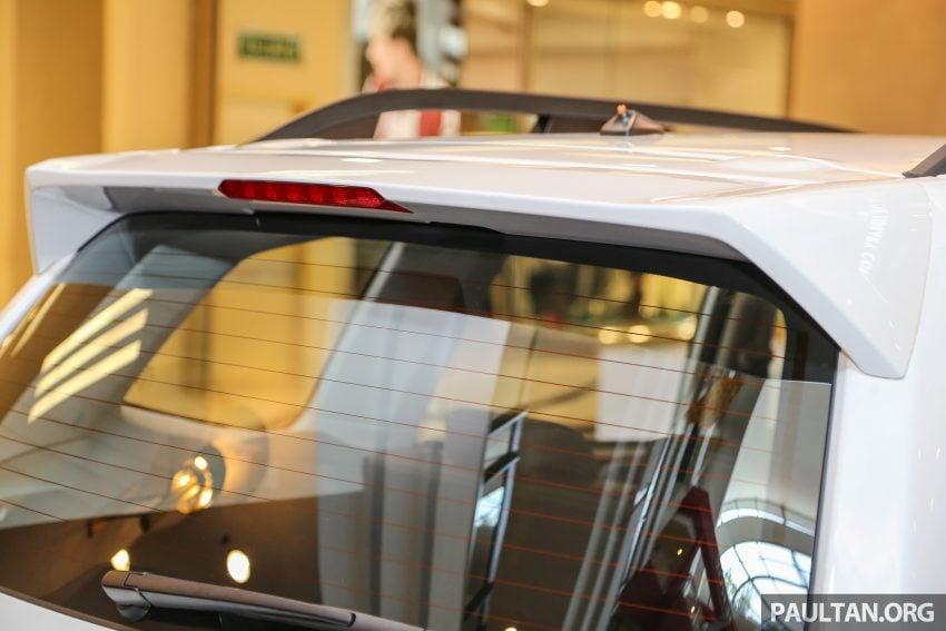 Subaru Forester facelift 2016 dilancar di M'sia – Harga dari RM145k, dua NA CKD dan satu Turbo CBU Image #477040